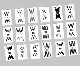 W=M Visitenkarten