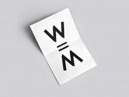 W=M Visitenkarte