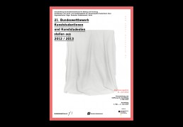 Bundeswettbewerk Kunststudentinnen Kunststudenten