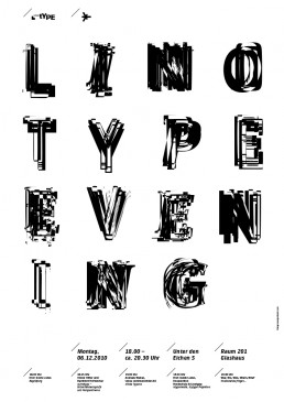 Linotype Evening