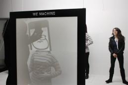 WE MACHINE